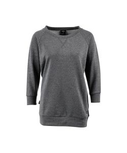 Nitro Leisure Sweater Light Heather Grey Women's Crew