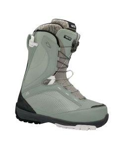 Nitro Monarch TLS Mint Charcoal Women's Snowboard Boots