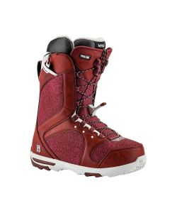 Nitro Monarch Tls Port Silver Γυναικείες Μπότες Snowboard