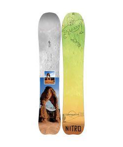 NITRO MOUNTAIN x GRIF SNOWBOARD