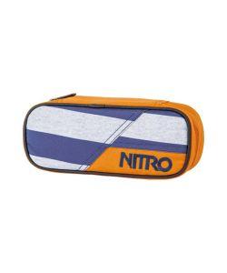 Nitro Pencil Case Heather Stripe Θήκη