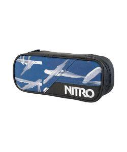 Nitro Pencil Case Smear Midnight Θήκη