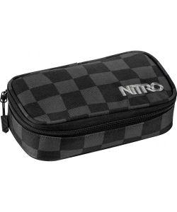 Nitro Pencil Case Xl Checker Θήκη