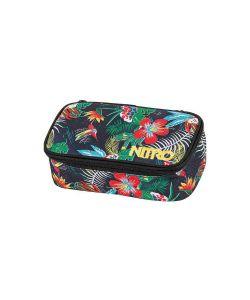 Nitro Pensil Case Xl Black Paradise
