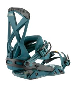 Nitro Phantom Ocean Stone Men's Snowboard Bindings