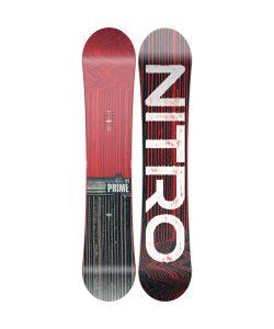 Nitro Prime Distort Men's Snowboard