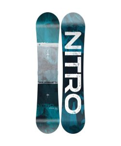 Nitro Prime Overlay Wide Men's Snowboard