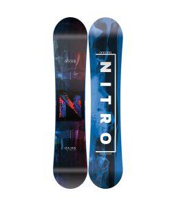 NITRO PRIME OVERLAY WIDE SNOWBOARD