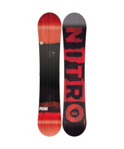 Nitro Prime Screen Wide Men's Snowboard