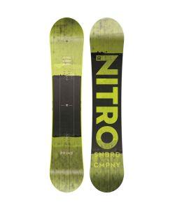 Nitro Prime Toxic Αντρικό Snowboard