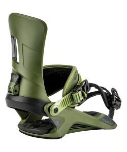 Nitro Rambler Olive Men's Snowboard Bindings