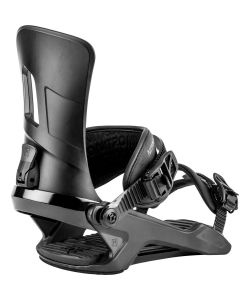Nitro Rambler Ultra Black Men's Snowboard Bindings