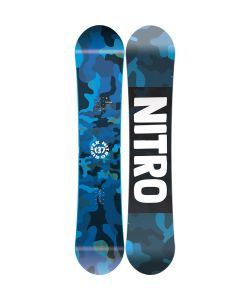 NITRO RIPPER YOUTH ΠΑΙΔΙΚΟ SNOWBOARD