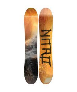 Nitro Santoku Men's Snowboard