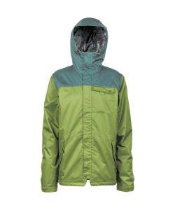 Nitro Shapers Chive/ Emerald Men's Snow Jacket
