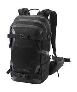Nitro Slash 25 Pro Blackout 25L Backpack