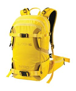 Nitro Slash 25 Pro Cyber Yellow 25L Σακίδιο Πλάτης