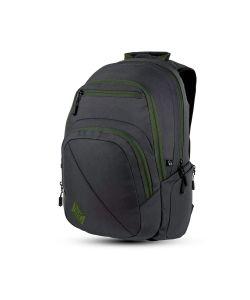 Nitro Stash 29l Pirate Black Backpack