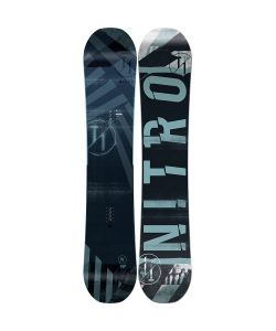 Nitro T1 Wide Men's Snowboard