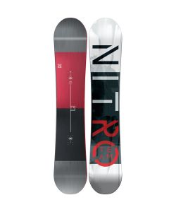 Nitro Team Men's Snowboard
