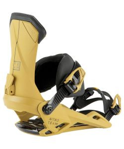 Nitro Team Clay Men's Snowboard Bindings