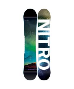 NITRO TEAM EXPOSURE GULLWING SNOWBOARD