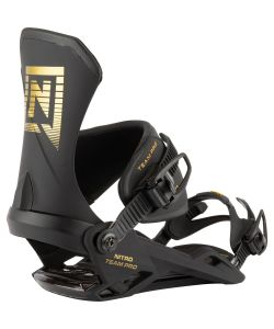 Nitro Team Pro Goldy Men's Snowboard Bindings
