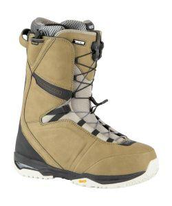Nitro Team Tls Olive Black Men's Snowboard Boots