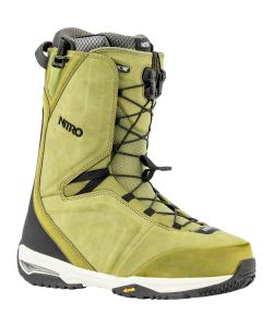 NITRO TEAM TLS TWO TONE GREEN ΜΠΟΤΕΣ SNOWBOARD