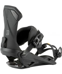 Nitro Team Ultra Black Men's Snowboard Bindings