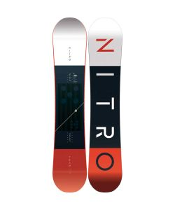 NITRO TEAM WIDE GULLWING SNOWBOARD