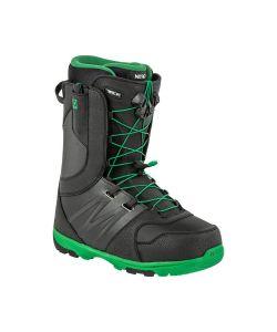 Nitro Thunder Tls Black-Green Ανδρικές Μπότες Snowboard