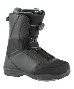Nitro Vagabond Boa Black Men's Snowboard Boots