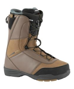 Nitro Vagabond Tls Dark Brown Black Ανδρικές Μπότες Snowboard