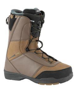 Nitro Vagabond Tls Dark Brown Black Men's Snowboard Boots