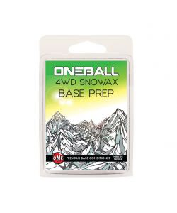 Oneball 4wd Base Prep Snow Wax