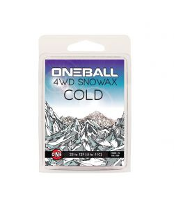 ONEBALL 4WD COLD 165G SNOW WAX