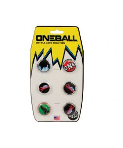 ONEBALL BOTTLE CAPS TRACTION PAD