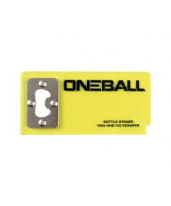 ONEBALL BOTTLE OPENER SCRAPPER