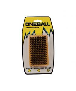 ONEBALL BRASS WAXING BRUSH