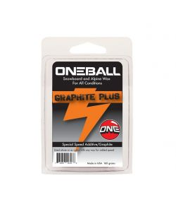 Oneball F-1 Black Magic Graphite Bar 165gr Snow Wax