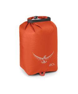 Osprey Ultralight Drysack 20L Poppy Orange Αδιάβροχο Σακίδιο