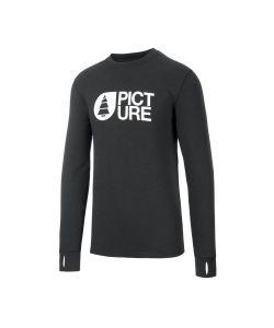 Pictrue Nangha Black Αντρική Ισοθερμική Μπλούζα