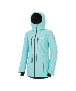 Picture Apply Turquoise Women's Snow Jacket