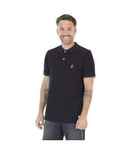 Picture Barret Black Men's Polo