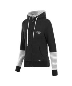 Picture Basement Basic Black Women's Zip Hoodie