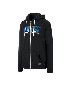 Picture Basement Black Men's Zip Hoodie