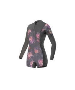 Picture Bonnie 2.2 Ls Black Iris Women's Springsuit