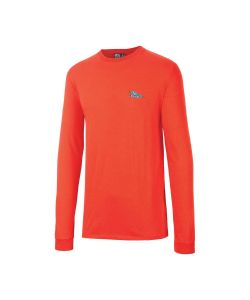 Picture Buckaroo Red Men's Long Sleeve T-Shirt