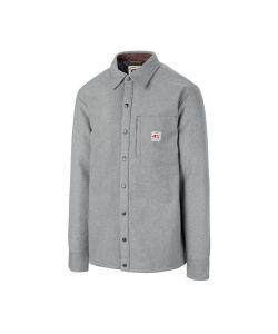 Picture Coltone Wool Grey Men's Men's Shirt
